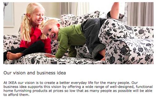 IKEA Vision,