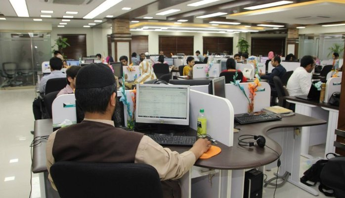 Software houses in Pakistan, Going digital