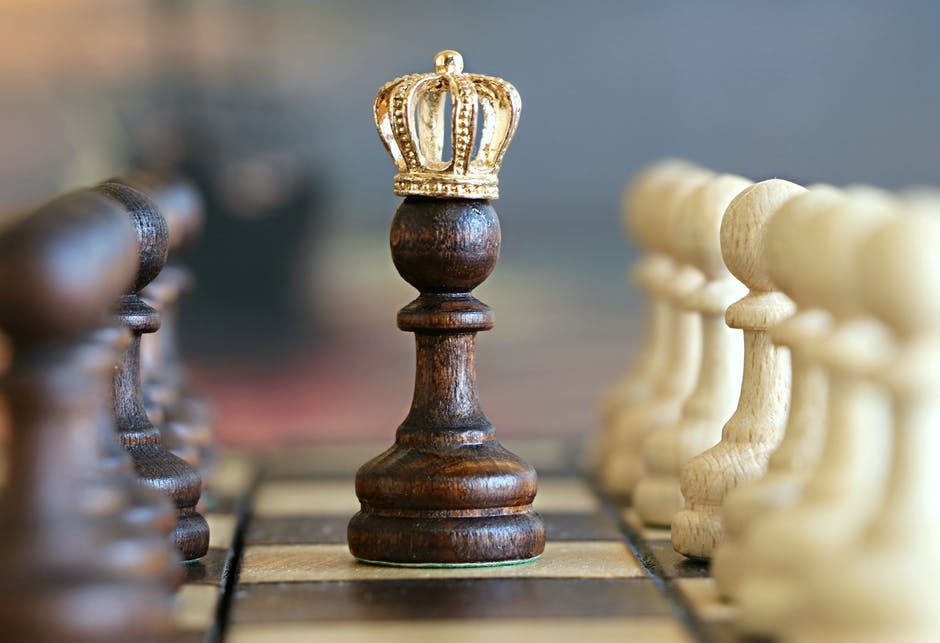 king, corporate branding strategy