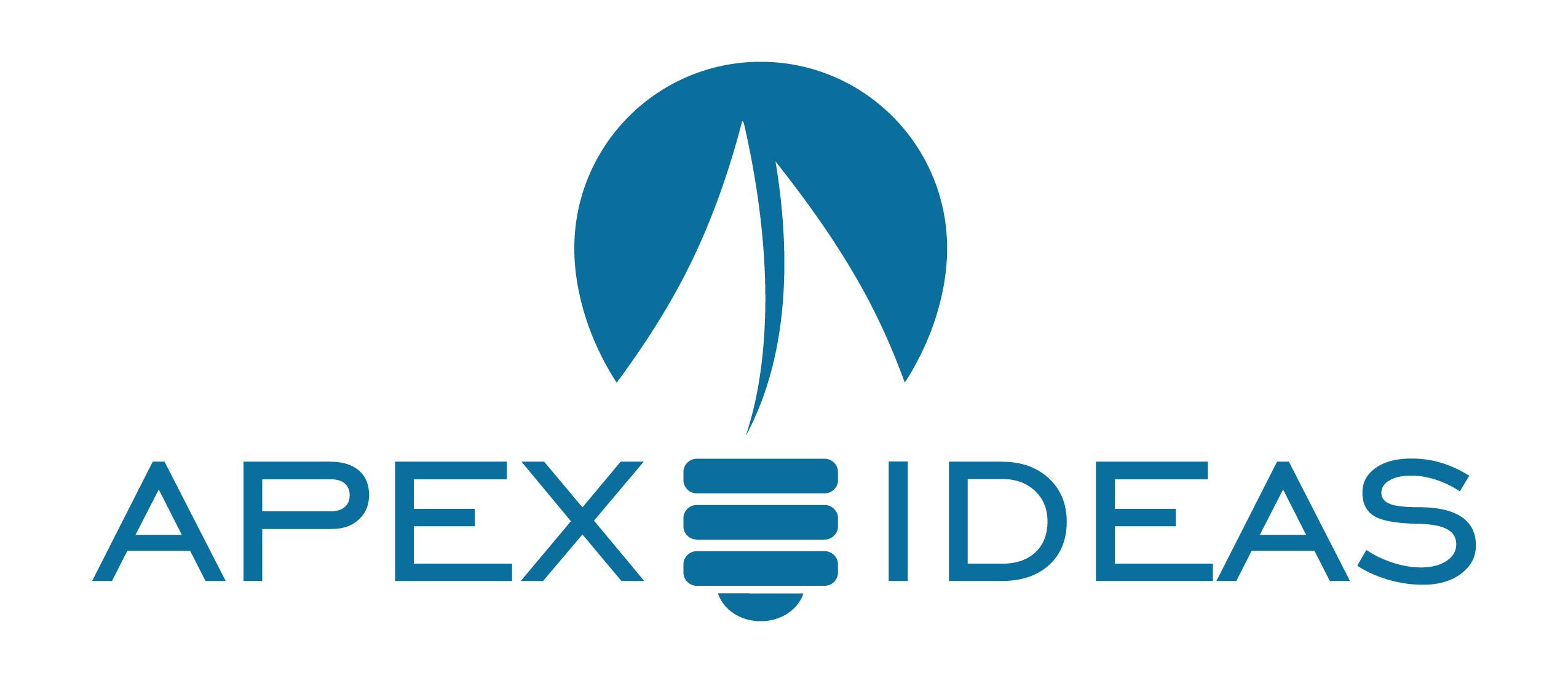 apex ideas, logos, gif,Logo designers in Islamabad